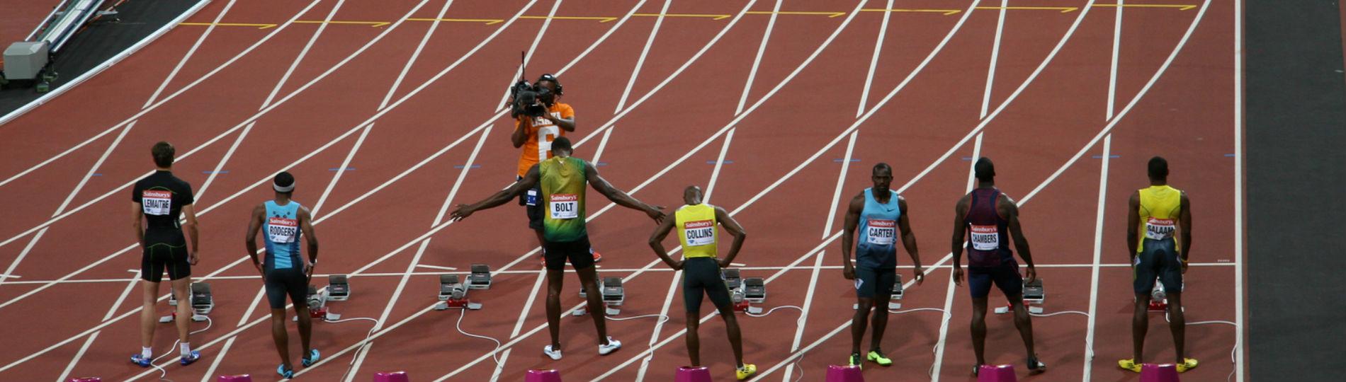 Future Olympic Athlete
