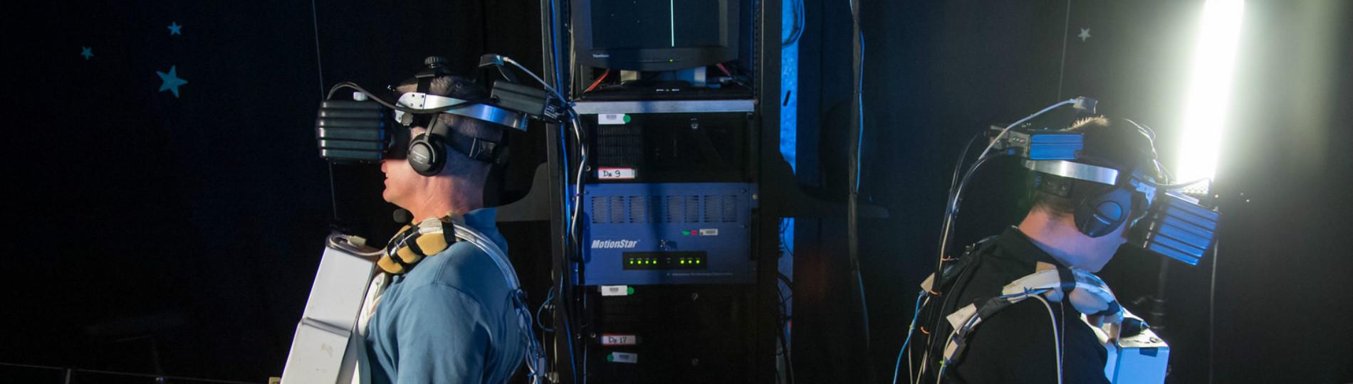 Virtual reality health mental