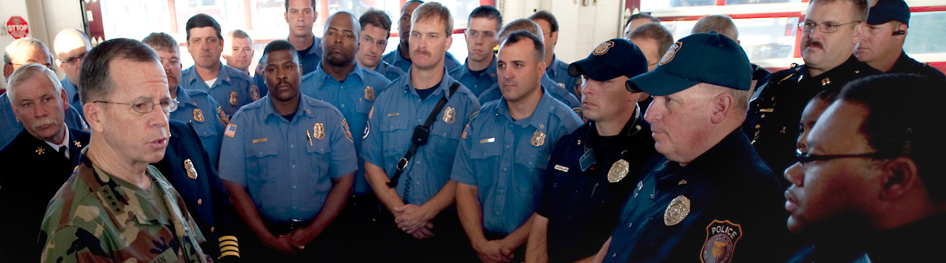 Militarize or disarm? Reforming the police for the 21st century: Future of policing