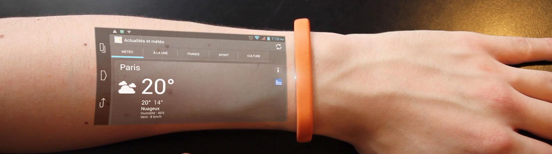 Wearables Replace Smartphones