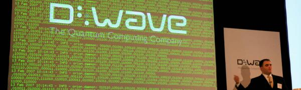Quantum computing future D-Wave